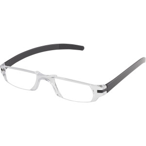 Fisherman Eyewear Slim Vision Rimless Reading Glasses with Temples (+1.50)