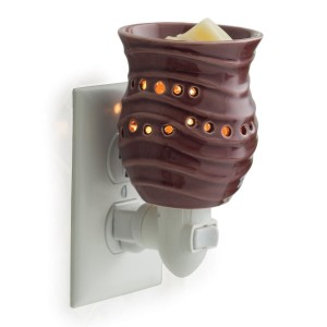 Candle Warmers Etc. Pluggable Fragrance Warmer, Royal Fig