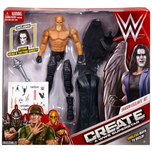 Create a WWE Superstar Sting Pack