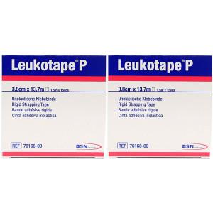 "Leukotape P Sports Tape - 1.5""  x 15 Yards - Pack of 2"