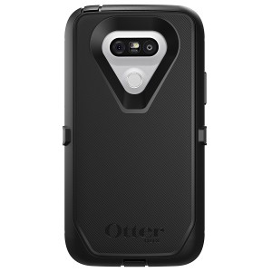 OtterBox DEFENDER SERIES Case for LG G5 - Retail Packaging - BLACK
