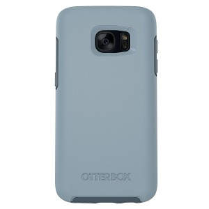 OtterBox SYMMETRY SERIES Case for Samsung Galaxy S7 - Frustration Free Packaging - WHETSTONE WAY (WHETSTONE BLUE/TEMPEST BLUE)