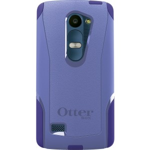 OtterBox Commuter Case for LG Leon LTE - Retail Packaging - Purple Amethyst (Purple/Liberty Purple)