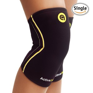 Knee Brace Arthritis Pain Relief Knee Support Heavy Duty Neoprene Sport Compression Sleeve (5 Sizes)
