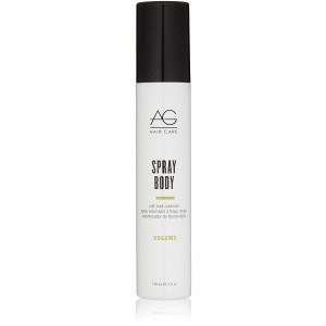 AG Hair Spray Body Soft-hold Volumizer, Coconut Lime Verbena, 5 fl. oz..