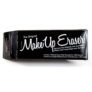 Makeup Eraser The Original Facial Black Exfoliator