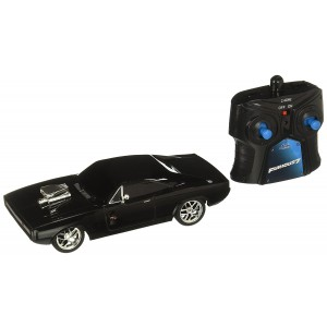 "Jada Toys Fast and Furious 7.5""  RC - '70 Dodge Charger Vehicle"