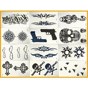 12 Premium Sheets($0.74/pc)-love Nest Waterproof,botanical Custom Temporary Tattoos Sticker for Men Woman Kids Vase Decoration Spray Waterproof Stickers