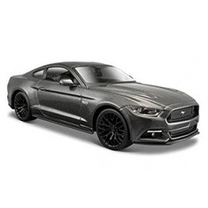 2015 Ford Mustang GT 5.0 Grey 1/24 by Maisto 31508