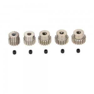 GoolRC 48DP 3.175mm 16T 17T 18T 19T 20T Pinion Motor Gear for 1/10 RC Car Brushed Brushless Motor