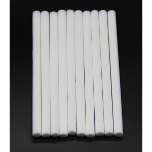 RipaFire Cotton Filter Sticks Refill Sticks Filter Replacement Wicks for Portable Personal USB Powered Humidifier 7135mm (10pcs)