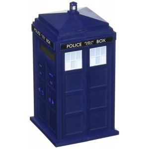 Uncle Milton Doctor Who Tardis 20Q Kit