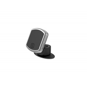 SCOSCHE MPDA magicMOUNT Pro - Universal Low-Profile Magnetic Mount for Dash and Desk with Interchangeable Trim Rings