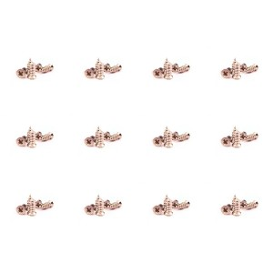 12 x Quantity of Radio Shack Surveyor Drone Screw Fastener Set Quadcopter Replacement Parts - FAST FROM Orlando, Florida USA!