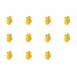 11 x Quantity of Walkera Runner 250 (R) Advanced GPS Quadcopter Drone Female XT60 Battery Connector Lead for Power LiPo Battery - FAST FROM Orlando, Florida USA!