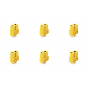 6 x Quantity of Walkera Runner 250 (R) Advanced GPS Quadcopter Drone Female XT60 Battery Connector Lead for Power LiPo Battery - FAST FROM Orlando, Florida USA!