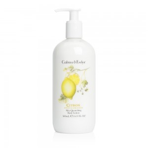 Crabtree and Evelyn Citron Body Lotion HoneyandCoriander, 16.9 Fl Oz