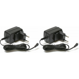 2 x Quantity of X-Drone Nano H107R 3.7V Battery Wall Charger any mAh Auto Shut Off with LED 220V UK Version Plug HM-CB100-Z-21 (220V) - FAST FREE SHIPPING FROM Orlando, Florida USA!