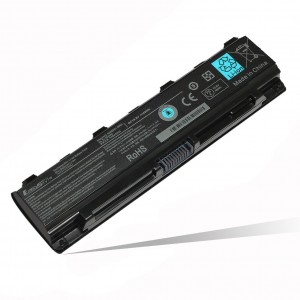 Easy Style Replacement Laptop Battery for Toshiba C55 C55Dt PA5109U-1BRS PA5024U-1BRS PA5025U-1BRS PA5026U-1BRS [6 Cell 10.8V 5200MAH]