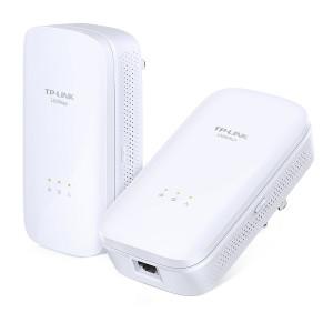 TP-Link AV1200 Powerline Adapter, Gigabit, Up to 1200Mbps (TL-PA8010 KIT)