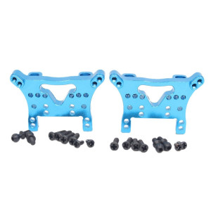 Hobbypark Aluminum Rear / Front Shock Tower A959 Upgrade Parts For 1:18 Scale WLtoys RC Buggy Car A949-09