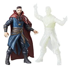 """Marvel Legends Doctor Strange 3.75""""  Dr Strange and Astral Dr Strange Action Figure 2 Pack"""