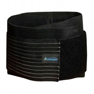 Back Braces for Lower Back Pain Women Men, Lumbar Support Belt Helps to Herniated Disc, Sciatica, Scoliosis - 8 Stabilizing Bars, Dual Adjustable Breathable Mesh Panels Straps by ASOONYUM