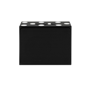 kate spade new york Portable Wireless Bluetooth Speaker - Black / Cream Dots