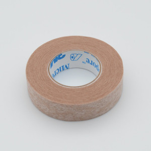 """3M Micropore Tan Surgical Tape 0.5""""  wide -2 rolls"""