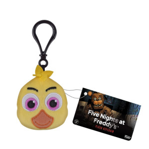 Funko Five Nights at Freddy's Chica Plush Keychain