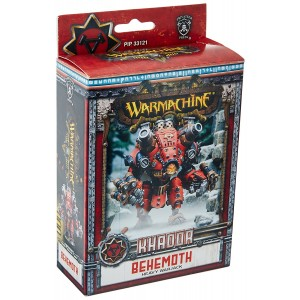 Privateer Press War Machine Khador Behemoth Kit