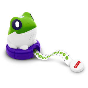 Fisher-Price Think and Learn Measure With Me! Froggy Tape Measure