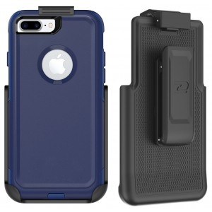 """Encased Belt Clip Holster for Otterbox Commuter Series Case - iPhone 8 Plus 5.5""""  / iPhone 7 Plus 5.5""""  (case not included)"""