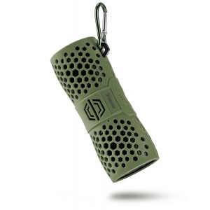 Portable Wireless Bluetooth Waterproof Speaker (Green)