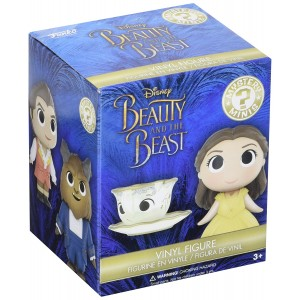 Funko Mystery Mini: Beauty and The Beast Live Action One Mystery Toy Figure