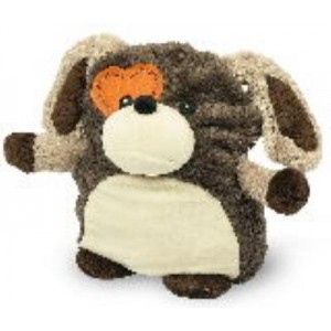 Intelex Microwaveable Therapy Plush Hooty Puppy
