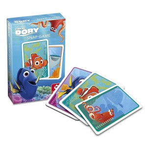 Disney Finding Dory SNAP Ages 3+ Pixar Card Game