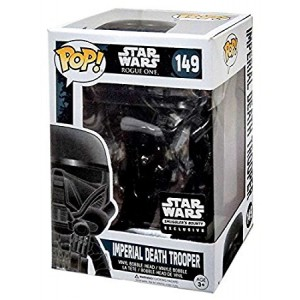 Imperial Death Trooper POP! Star Wars Rogue One 149 Exclusive Version Vinyl Bobble Head