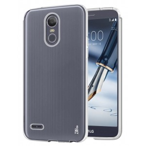 LG Stylo 3 Case, LG Stylo 3 Plus Case, DGtle Anti-Scratches Premium Slim Protective Cover for LG Stylo 3 Plus (Clear)
