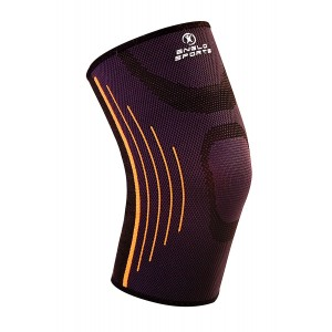 Knee Sleeves – Unisex - Support and Compression for Jogging, Running and Sports - Best Knee Brace – Helps you get Quick Recovery from Most Known Pains