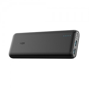 [Upgraded] Anker PowerCore Speed 20000, Qualcomm Quick Charge 3.0 Portable Charger, Backwards Compatible With Quick Charge 1 and 2, with PowerIQ, 20000mAh Power Bank for Samsung, iPhone, iPad and More
