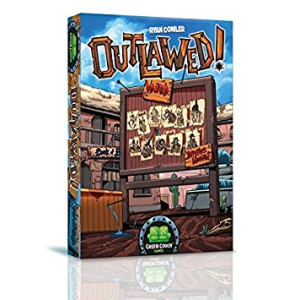 Green Couch Games Outlawed Board Game