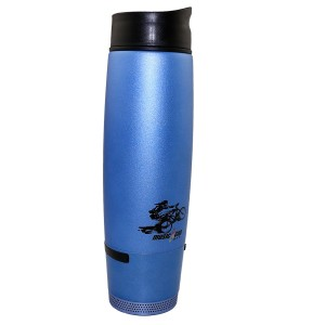 XY Intelligent Water Bottle Bluetooth Speaker -Wireless 2.1 Bluetooth Portable audio speakers With HD Sound and Bass,Waterproof and Thermal Travel Coffee Mug,Stainless Steel Material Water Bottles