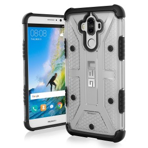 UAG Huawei Mate 9 [5.9-inch screen] Plasma Feather-Light Rugged [ICE] Military Drop Tested Phone Case
