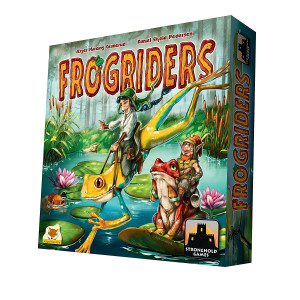 Stronghold Games Frogriders Board Games