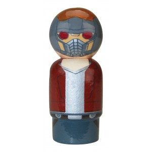 Bif Bang Pow! Guardians of the Galaxy Star Lord Pin Mate Wooden Figure