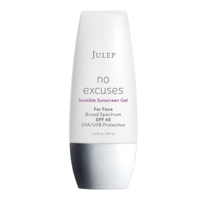 Julep No Excuses Invisible Facial Sunscreen Gel SPF 40