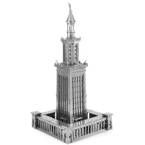 Fascinations ICONX Lighthouse of Alexandria 3D Metal Model Kit