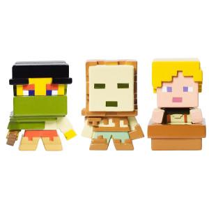 Minecraft Biome Settlers Series Desert Mini Figure (3 Pack)
