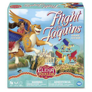 The Wonder Forge Elena Of Avalor Flight Of The Jaquins Game